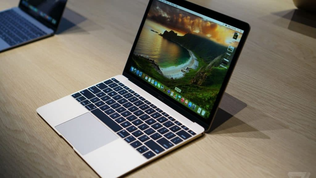 Image of MacBook