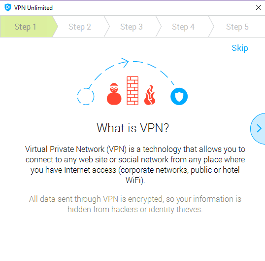 VPN Unlimited VPN Explanation