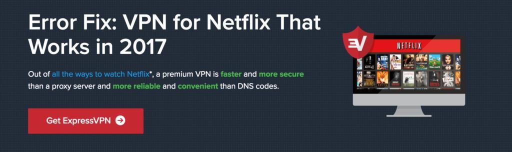 ExpressVPN access netflix