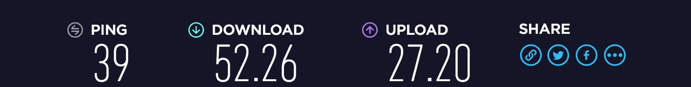 Tunnelbear download speed