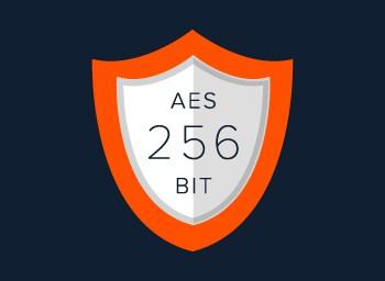 256 AES bit encryption