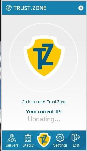 Trust.Zone client