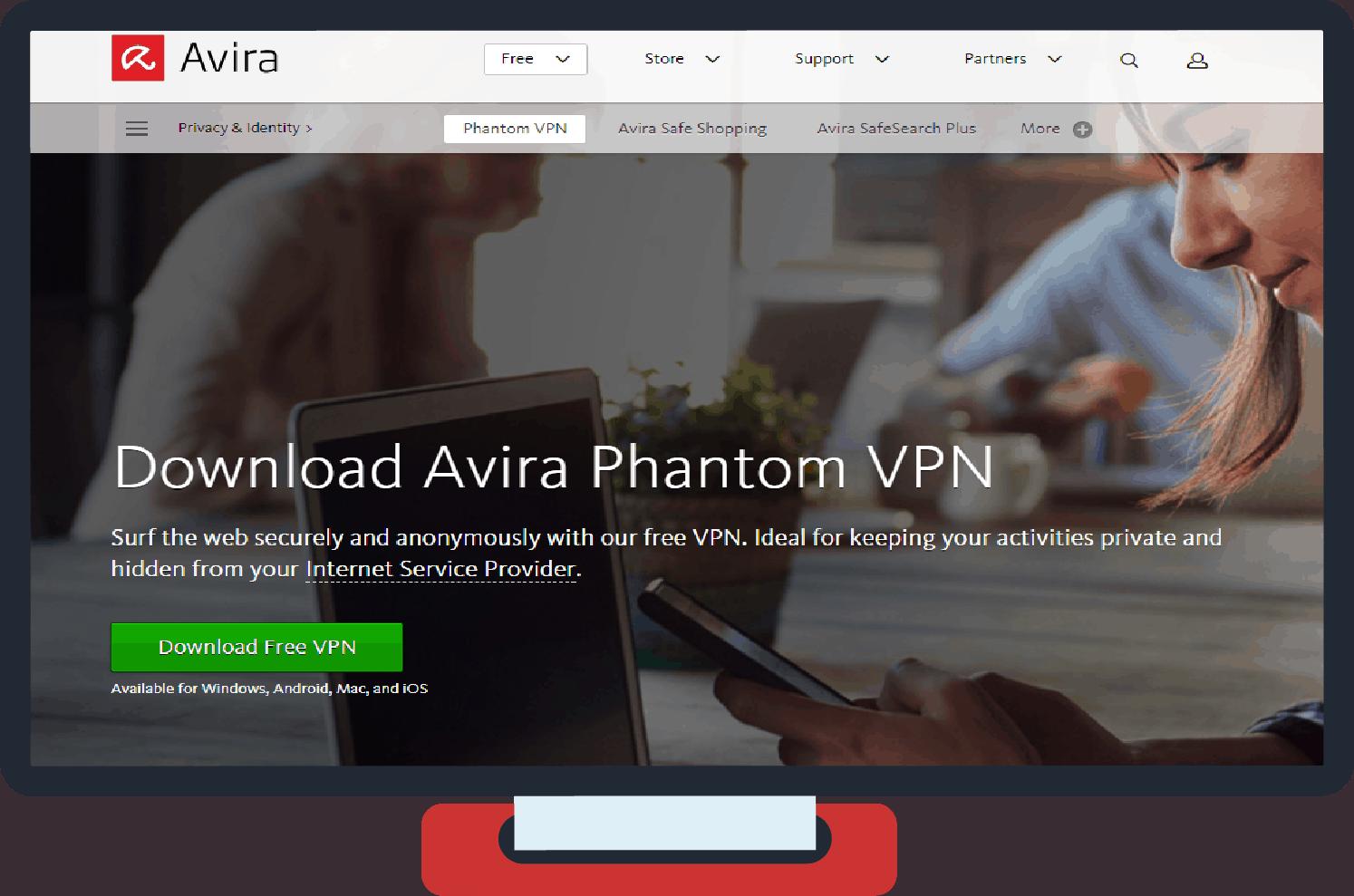 AviraVPN review