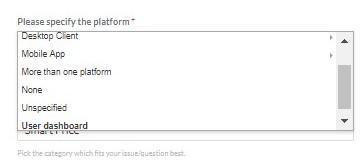 ZenMate Platform support