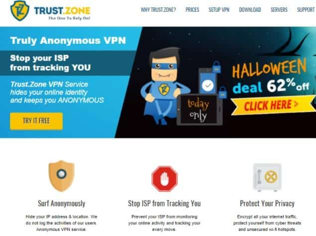 2b9c253f976eb Trust.Zone VPN - Fast Speeds But Sketchy Support (Review)