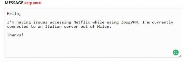 ZoogVPN Netflix