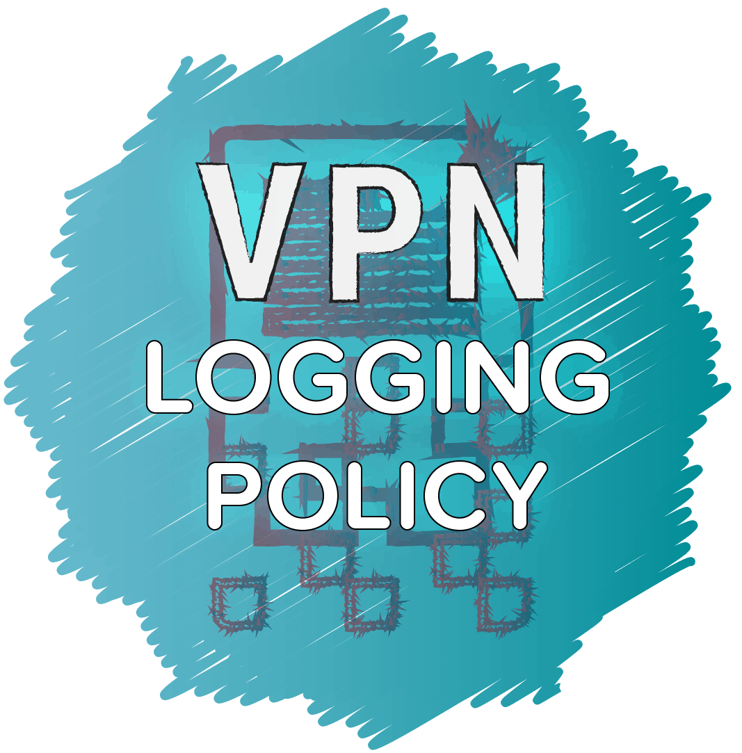 VPN logging policies