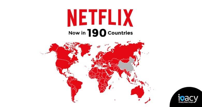 Ivacy VPN for Netflix straming