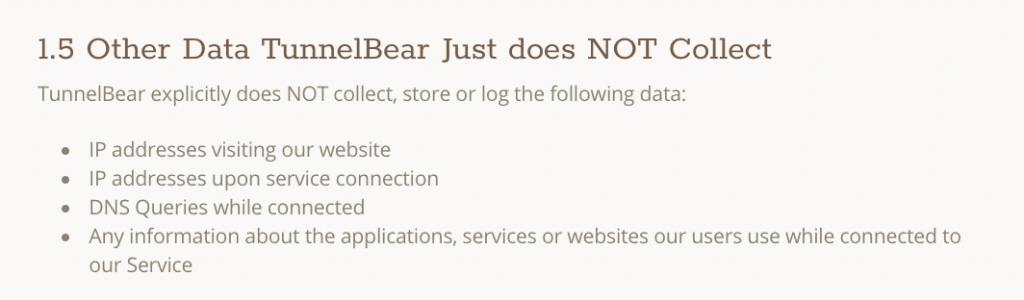 no logging tb