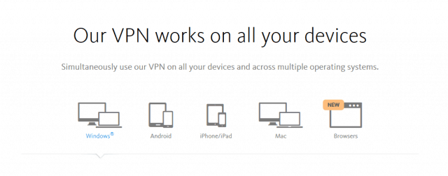 Avira Phantom VPN supported device