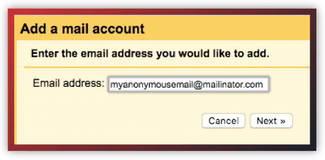 Gmail add mail account 2