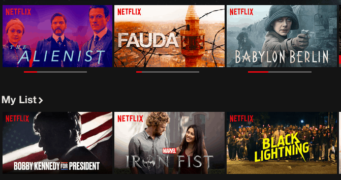 BlackVPN works with Netflix