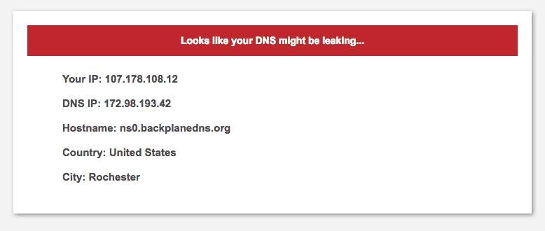 Celo VPN Leaks your IP