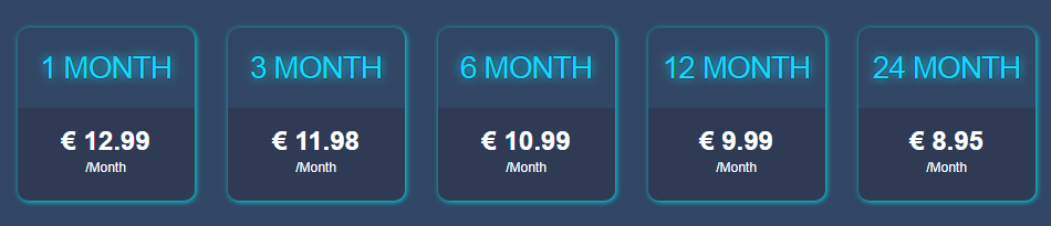 Perfect privacy pricing