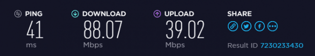 netherlands speedtest