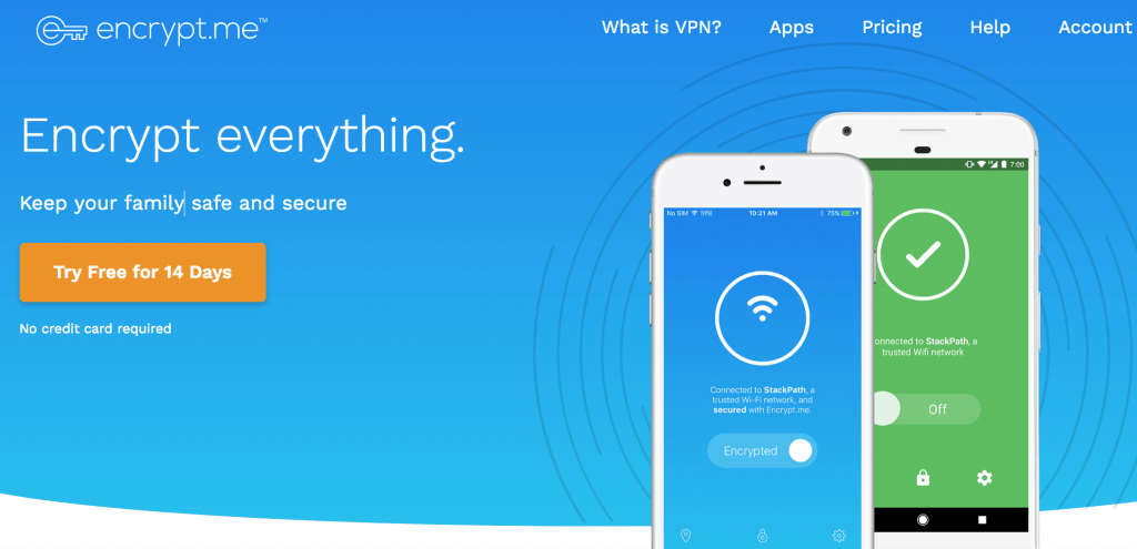 Encrypt me Review - Why 56th Out of 78 Tested VPNs?