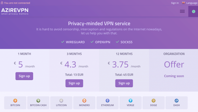 AzireVPN Review - Is This The Most Secure VPN? I Doubt  Here's Why