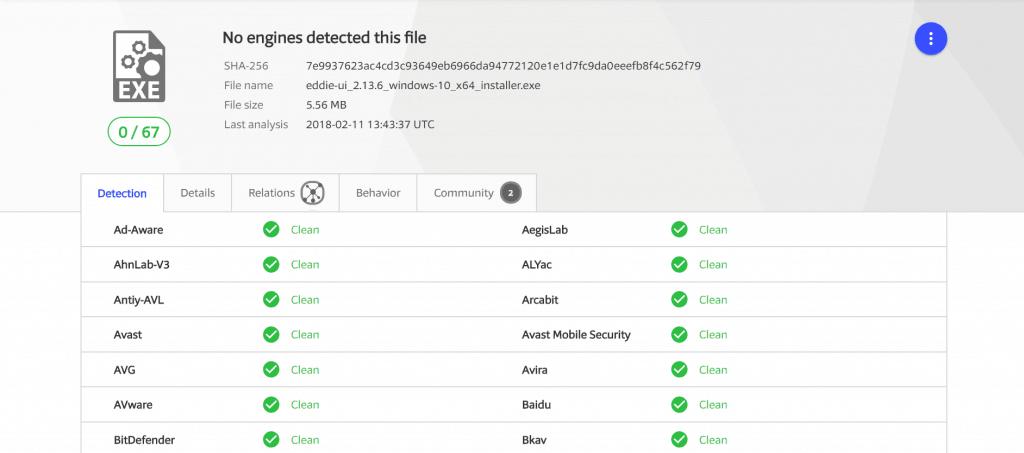 AirVPN clean installer