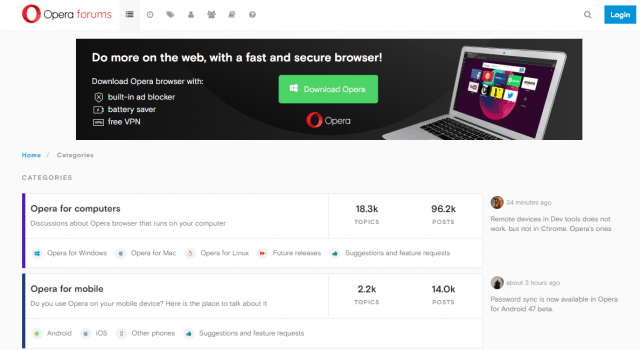 Opera VPN Review - More Like a Proxy Than a VPN Service