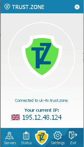 Trust Zone VPN - Fast Speeds But Sketchy Support (Review)