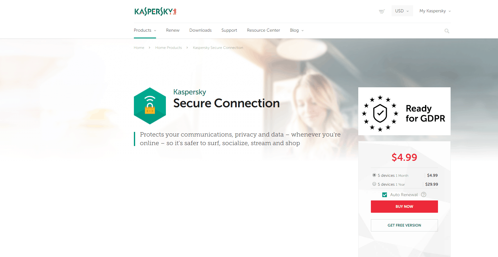 Kaspersky Secure Connection Review - Russian VPN, Worth It?
