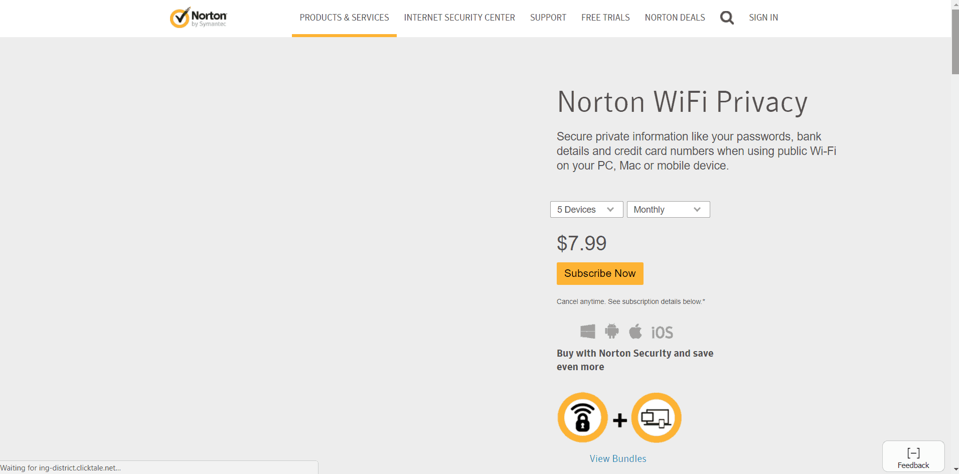 Norton WiFi Privacy Review - Does Norton Offer a Reliable VPN?