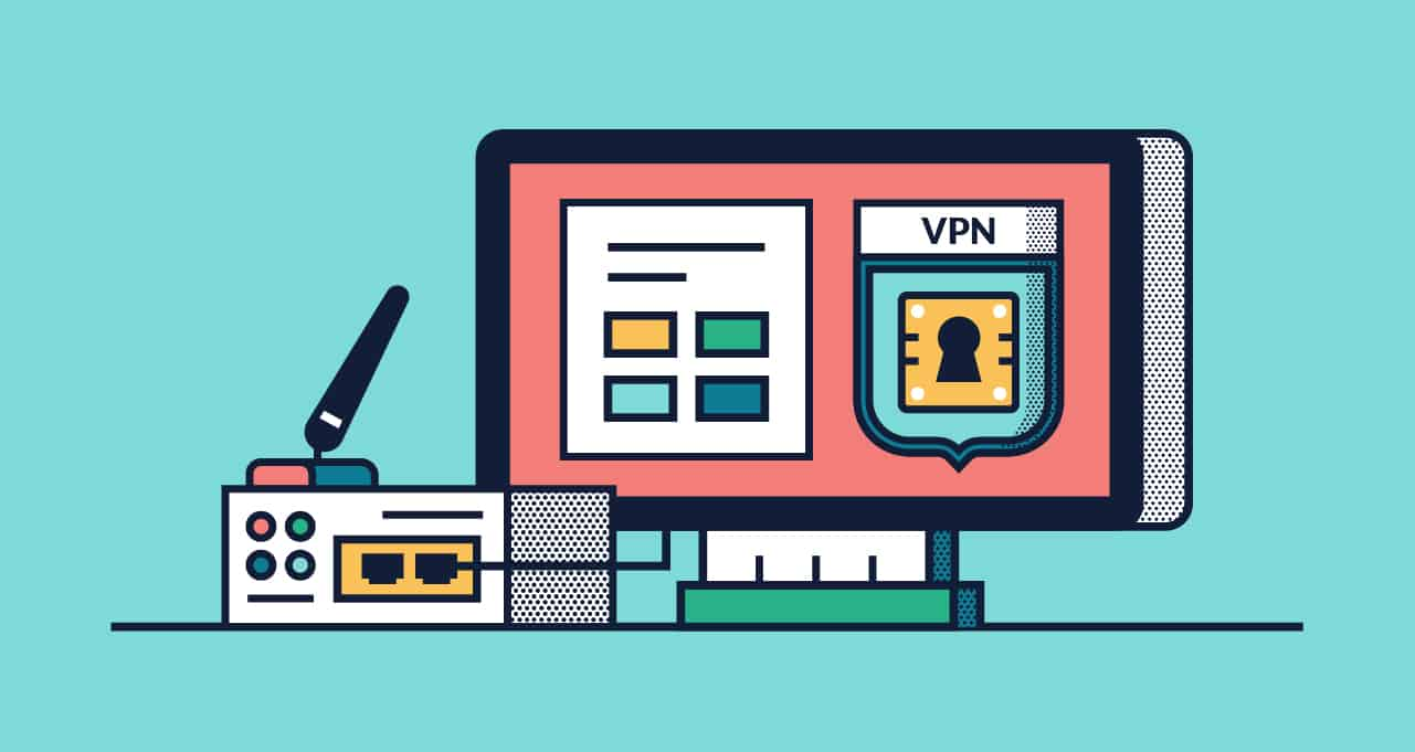 Setting Up A Router Vpn The Ultimate Guide Thebestvpn Example Of Home Networking Diagram Cable Modem Wireless How To Set On