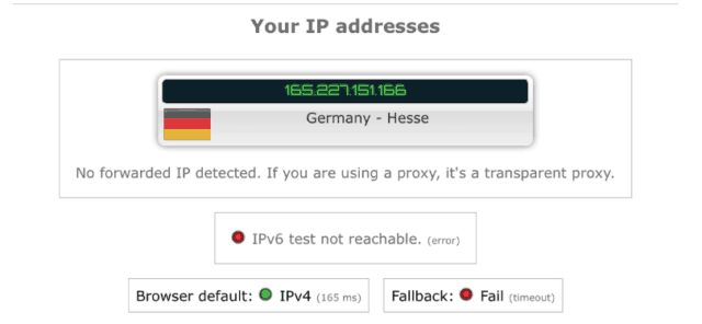 TurboVPN-Your-IP-addresses