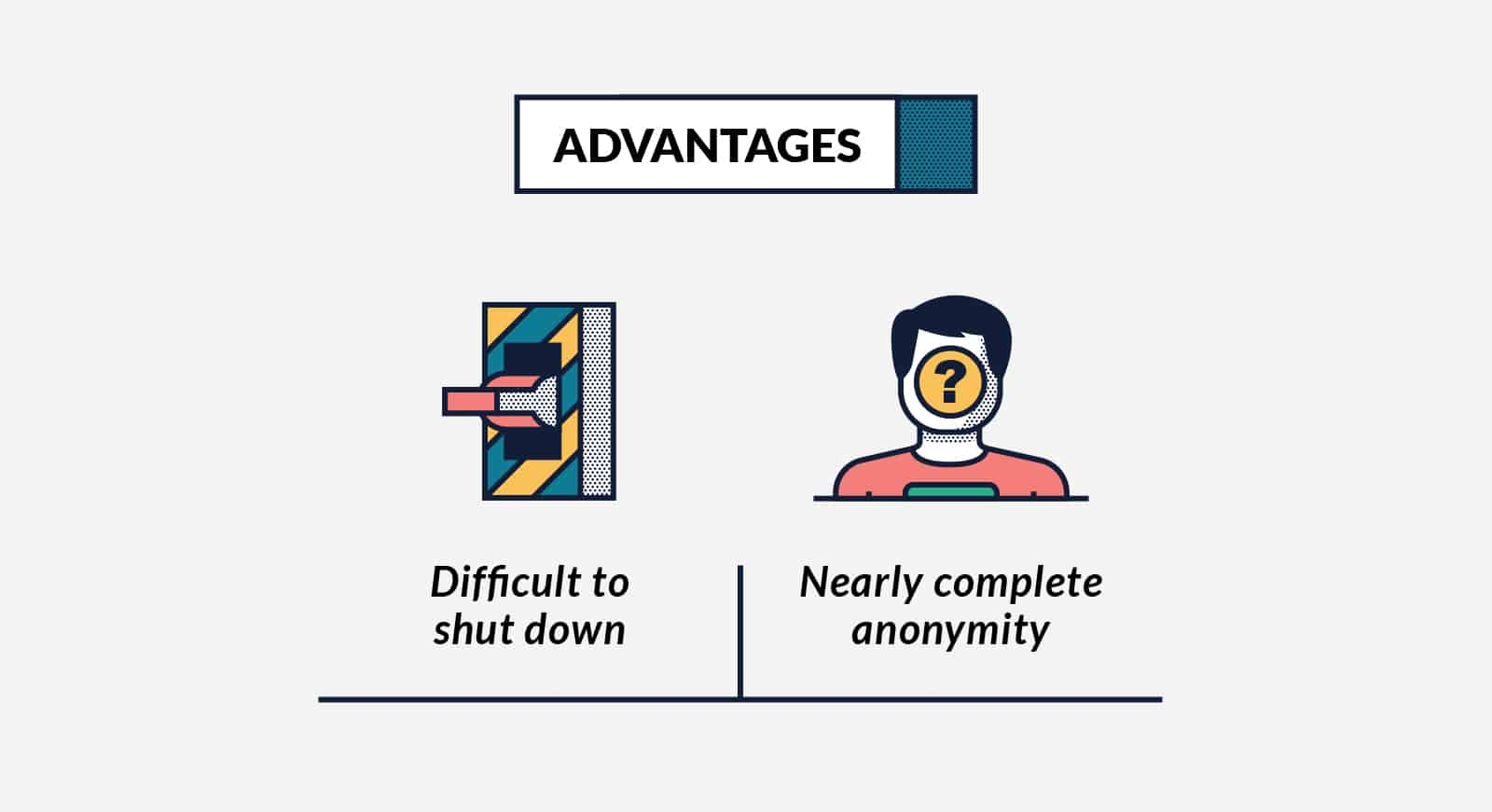 Advantages of Tor