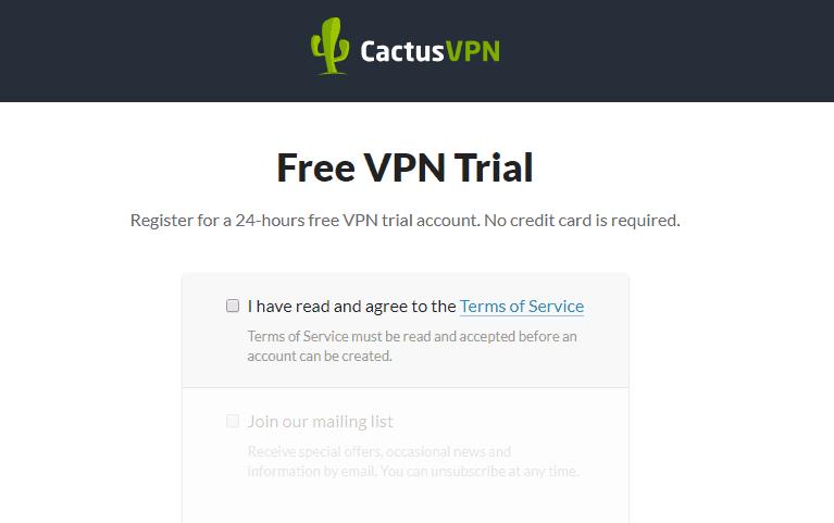 India vpn free trial