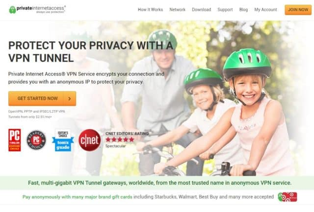 PrivateInternetAccess review