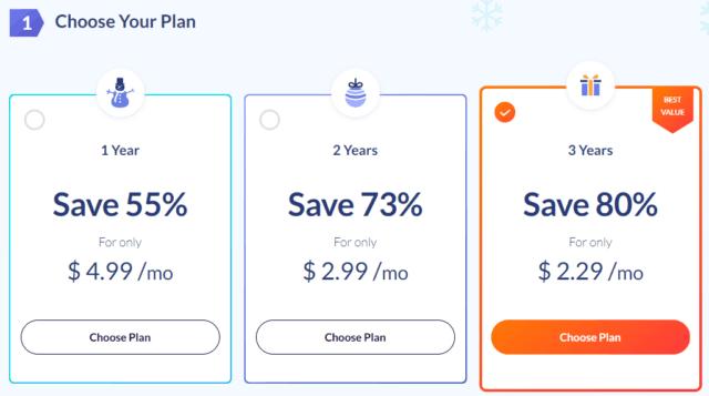 SaferVPN pricing