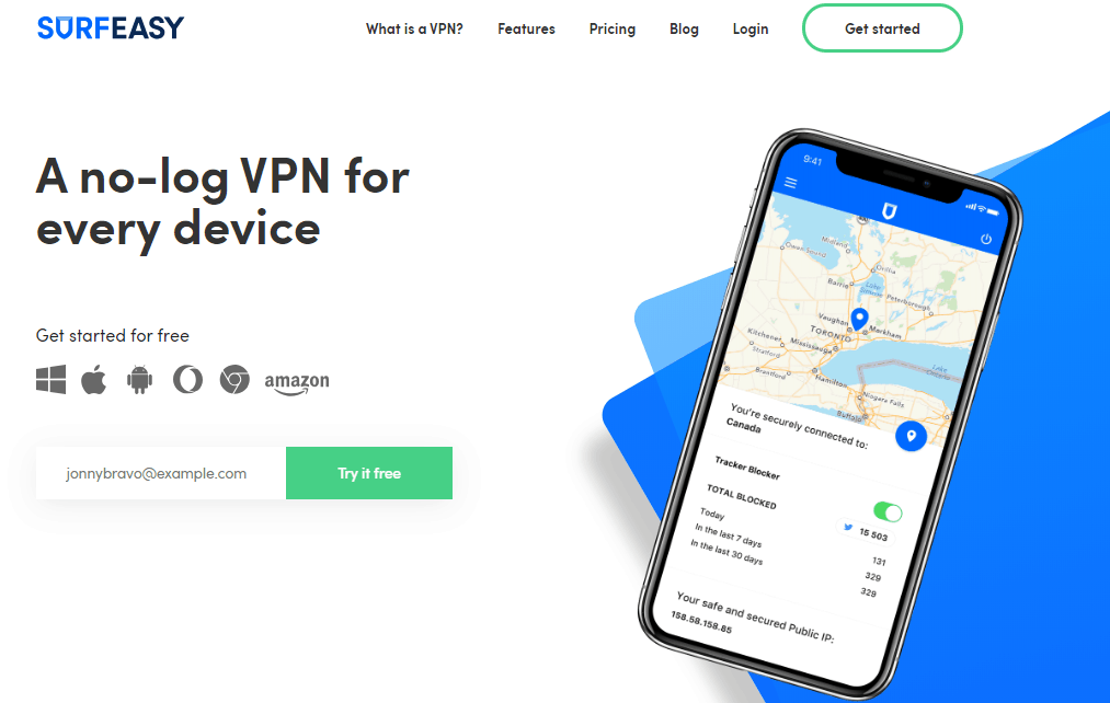 SurfEasy VPN Review: Is This VPN App Worth Buying?