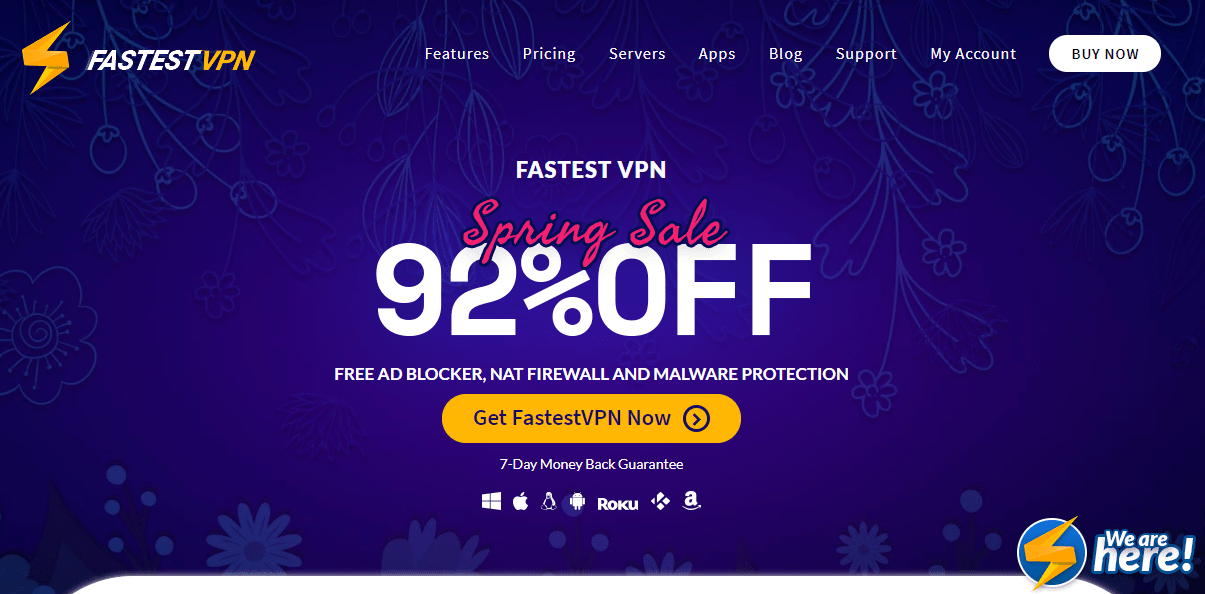 FastestVPN Review - Is It Really The Fastest? Nope