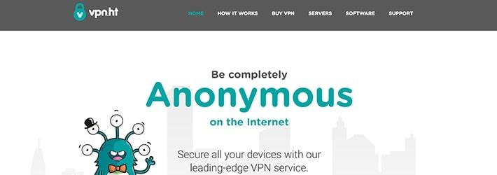 VPN.ht + Netflix