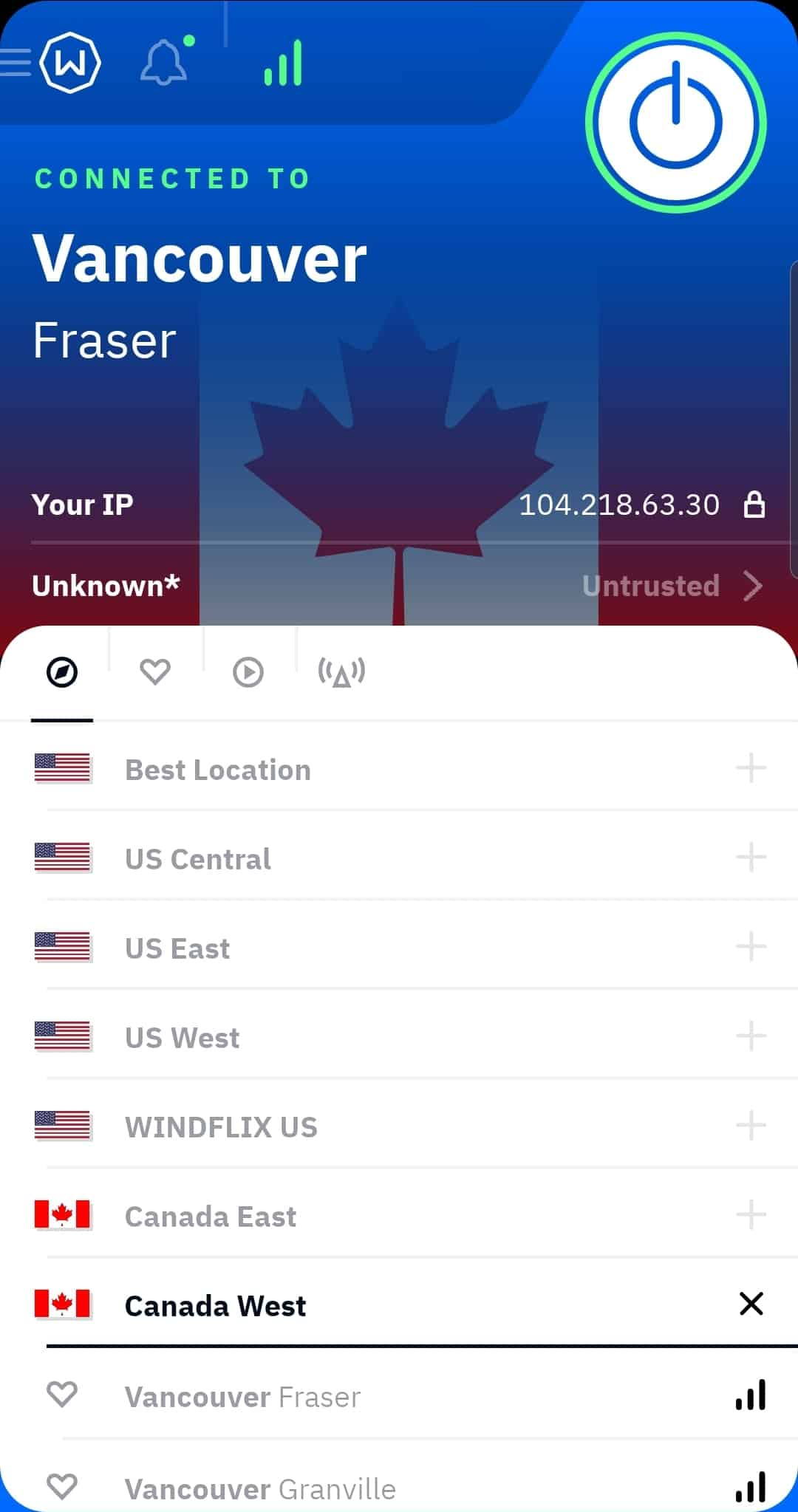 Windscribe VPN Review - 11th out of 78 VPNs (Pros & Cons)