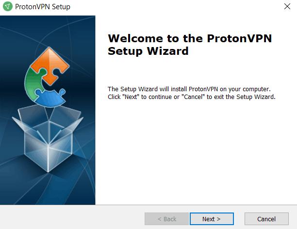Download Client for ProtonVPN