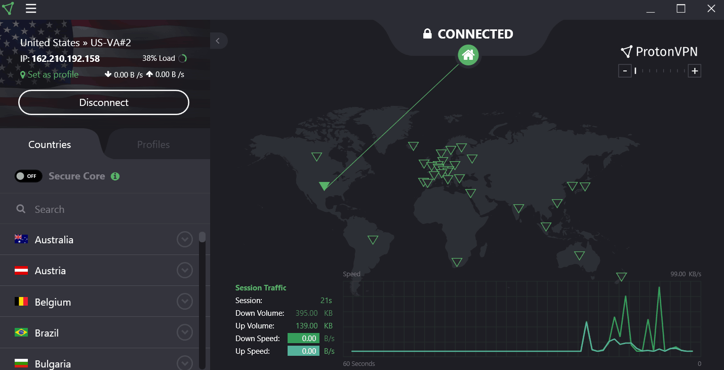 ProtonVPN Review - Performance Test & Inside Look (2019)