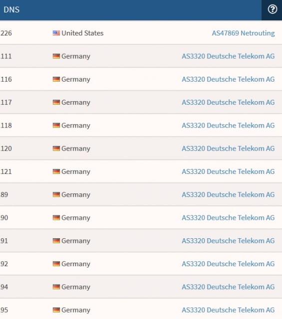 FastestVPN leaks your DNS 2