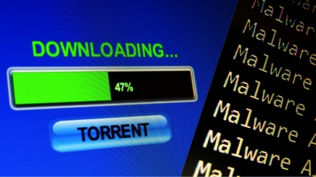 torrenting and hacking