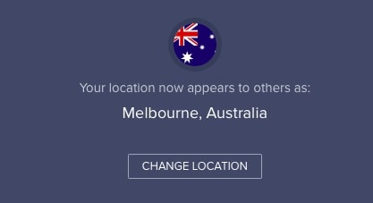 Avast Your location now appears to others as screen